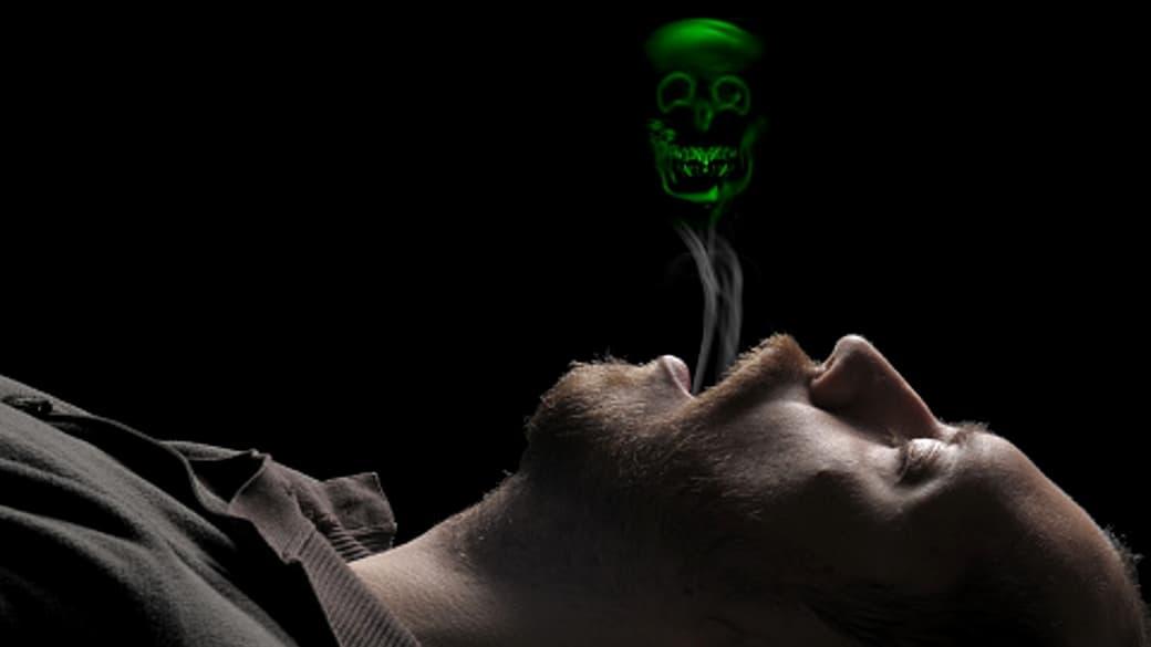 Muerte por sustancia