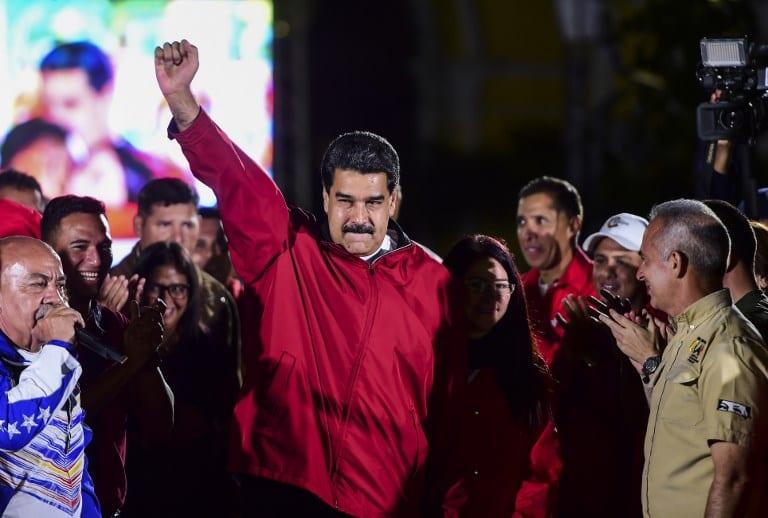 El presidente Nicolás Maduro celebra resultados de Constituyente en Venezuela. Pulzo.