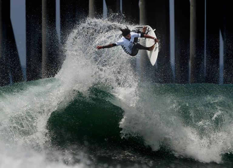 Surfista. Pulzo.