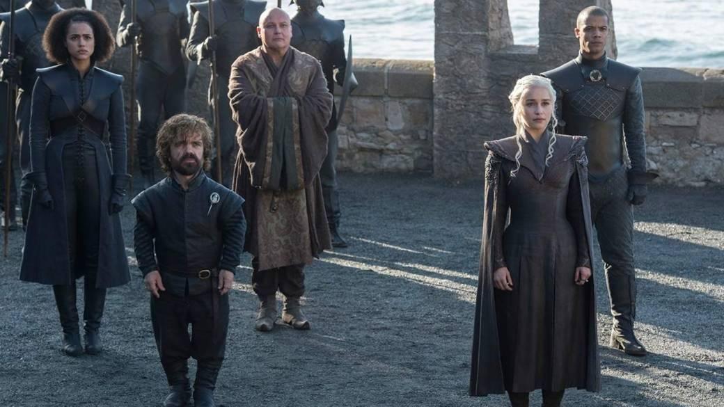 Imagen de temporada 7 de 'Game of Thrones'. Pulzo.