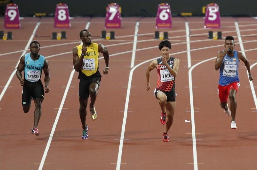 Bolt vs. Palomeque