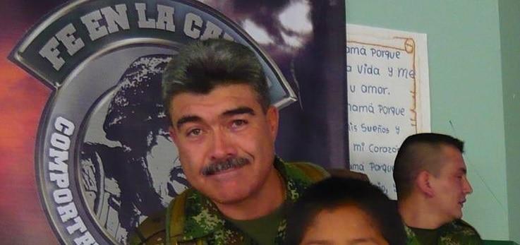 General Henry William Torres Escalante