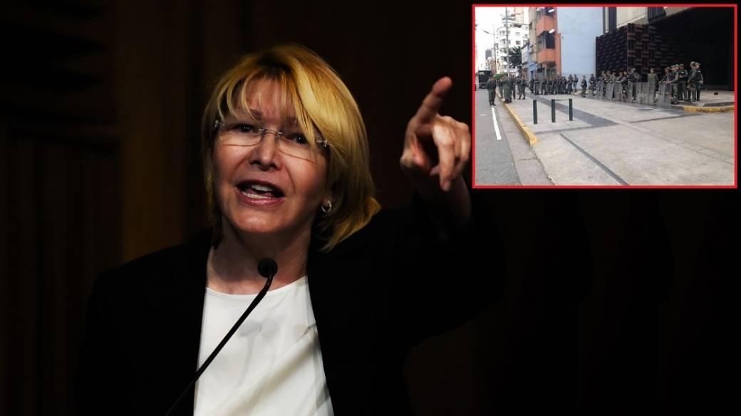 Luisa Ortega, fiscal de Venezuela.
