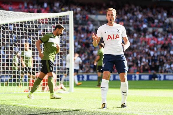 Tottenham Hotspur vs Juventus - Pre-Season Friendly