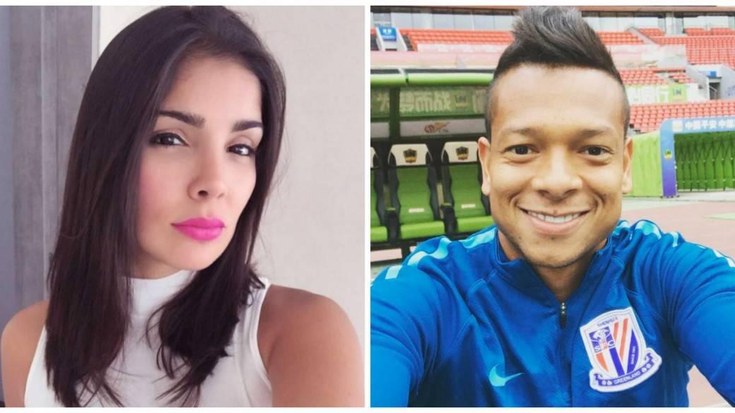 Andreína Fiallo habló de su divorcio de Fredy Guarín
