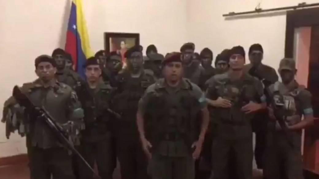 Militares de Venezuela.
