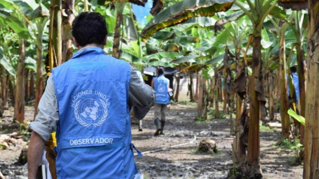 Ataque a misión de la ONU
