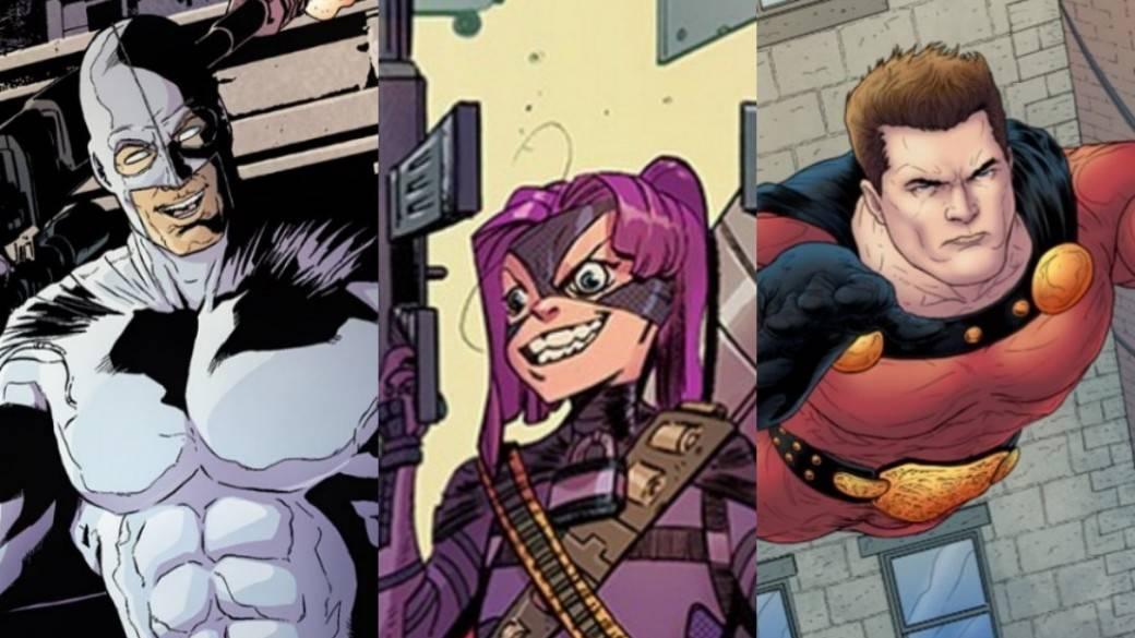MIllarworlNetflix compra editorial de cómics Millarworldd
