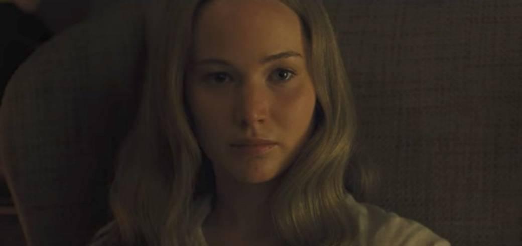 Jennifer Lawrence en escena de 'Madre'. Pulzo.