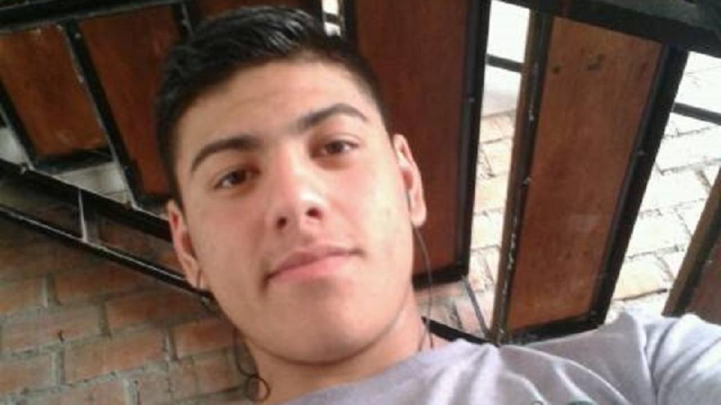 Joel Bonifaz Pizarro, joven peruano asesinado