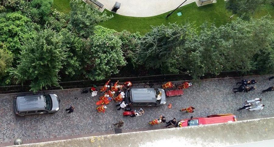 Ataque terrorista en París