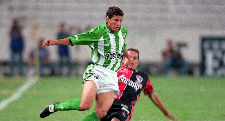 Daniel Osorno and Elkin Calle