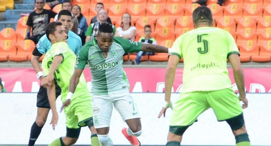 Nacional 1-1 Equidad