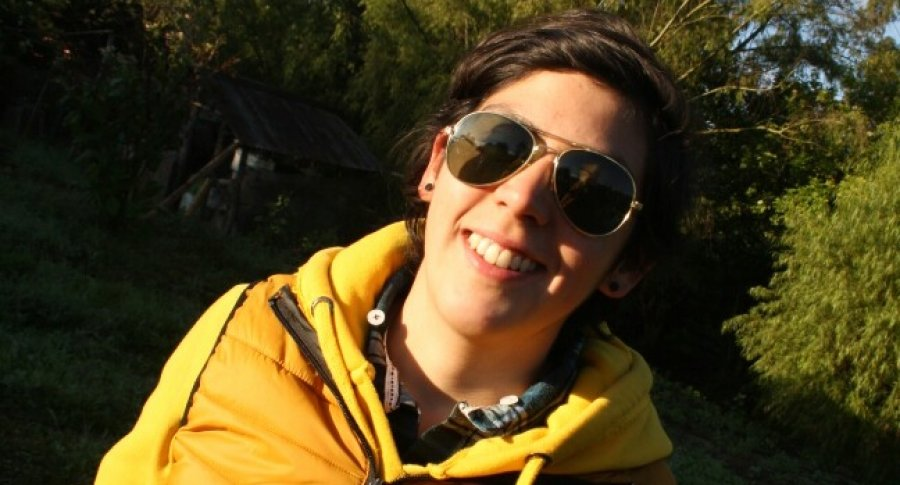 Carolina Dussan Méndez, joven muerta en accidente