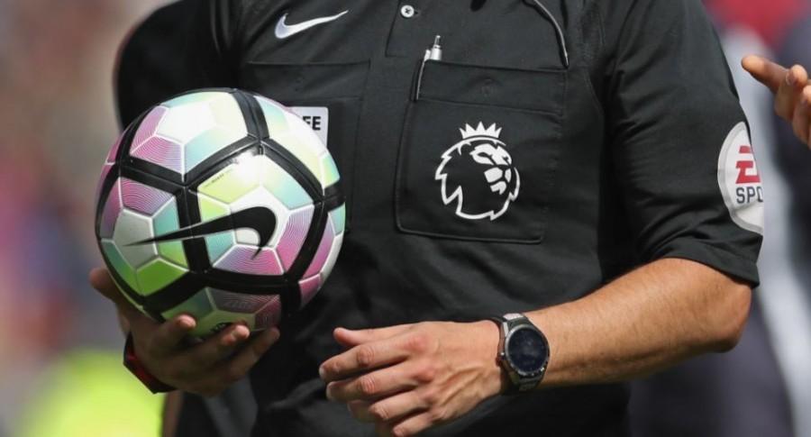 Árbitro Premier League
