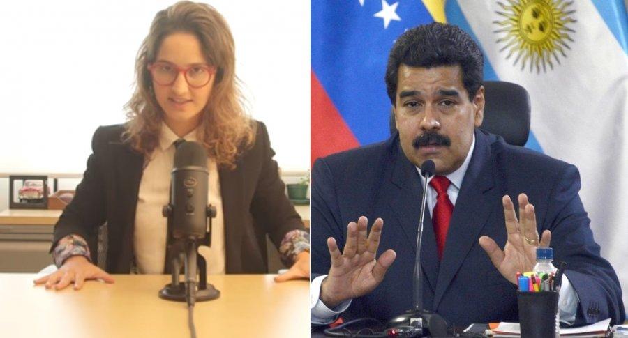 Maduro y La Pulla