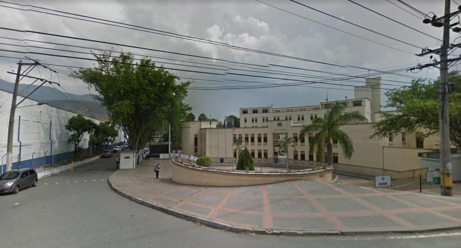 Estación de Policía de Bello, en Antioquia