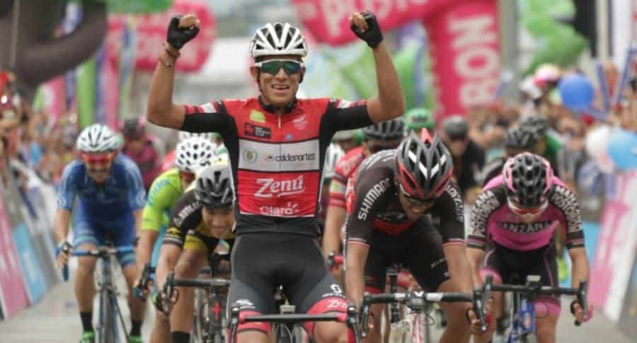 Etapa 10 Vuelta a Colombia