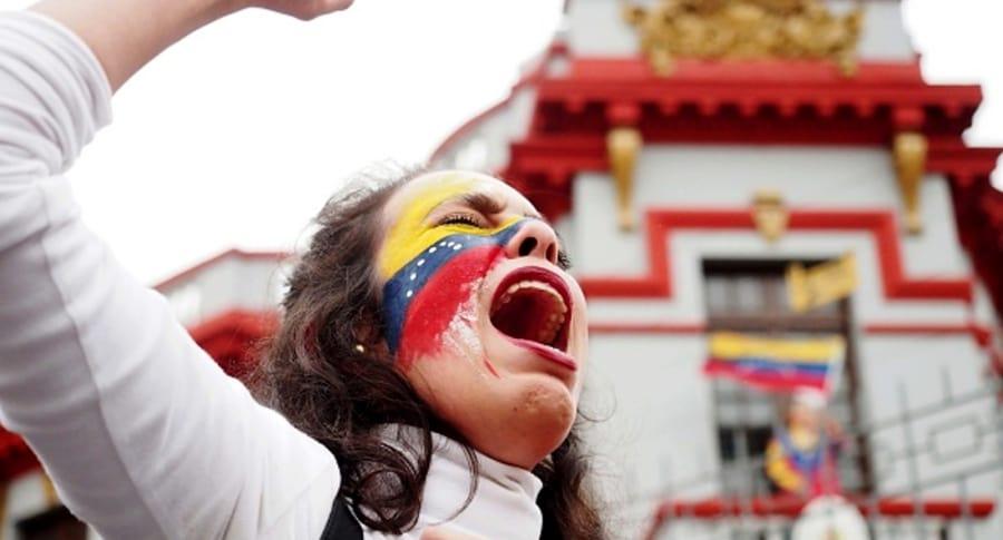 Emabajada de Venezuela en Lima