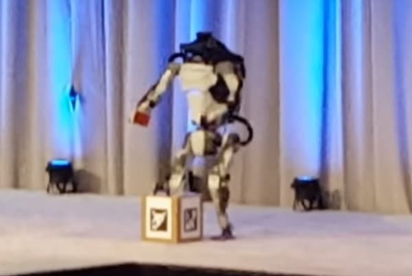 Robot mayordomo