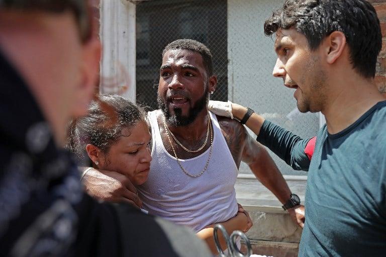 Enfrentamientos entre supremacistas blancos y opositores en EE. UU. Pulzo.