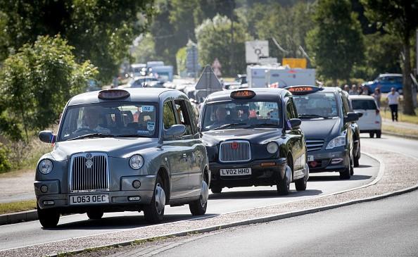Los taxis en Europa tienen las tarifas más altas.