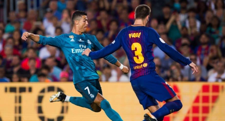Barcelona 1-3 Real Madrid