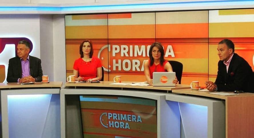 'Primera Hora', de Canal 1