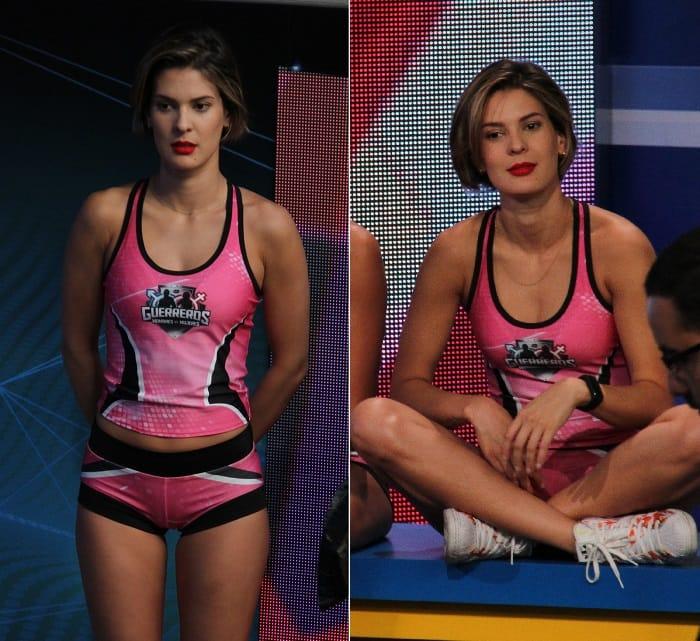 Claudia Castro, expresentadora de Noticias Caracol.
