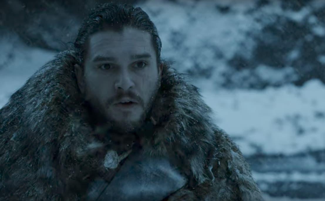 Jon Snow. Pulzo.