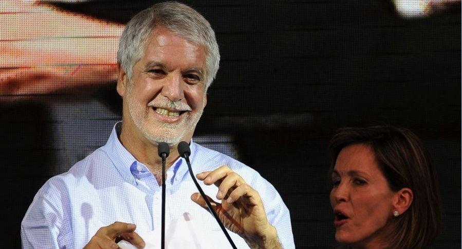 Enrique Peñalosa, alcalde de Bogotá, archivo