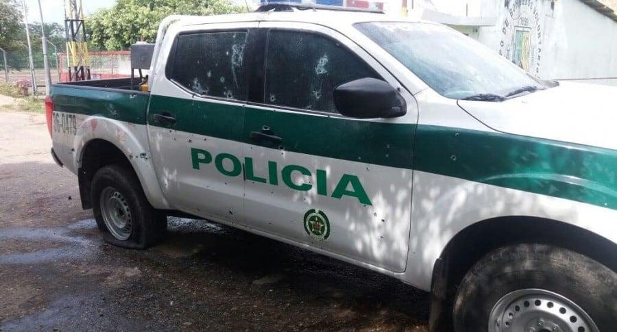 Ataque a patrulla en Tibú