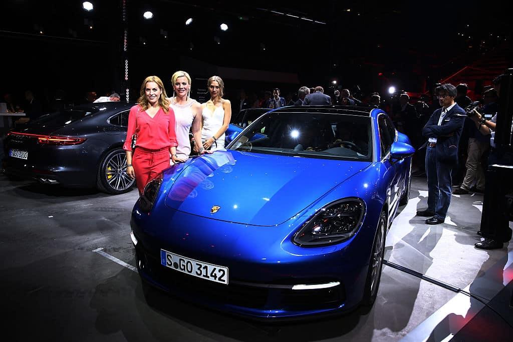 Porsche Panamera. Pulzo.