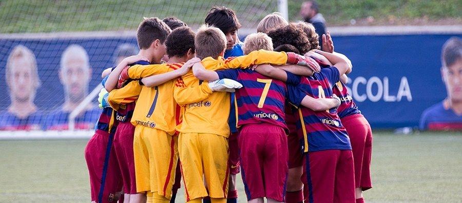 Escuela del FC Barcelona