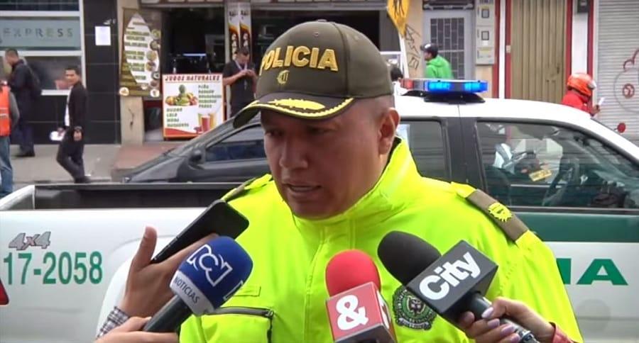 Coronel Óscar Barón