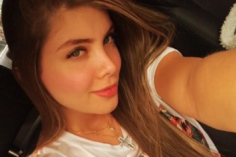 Sofía Jaramillo, modelo.