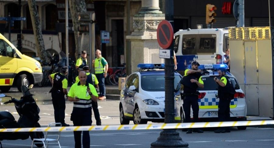 Emergencia en Barcelona