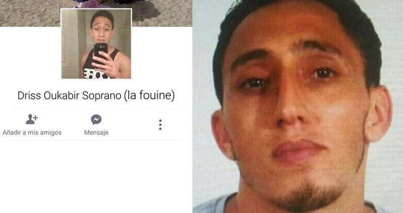 Facebook terrorista Barcelona 2