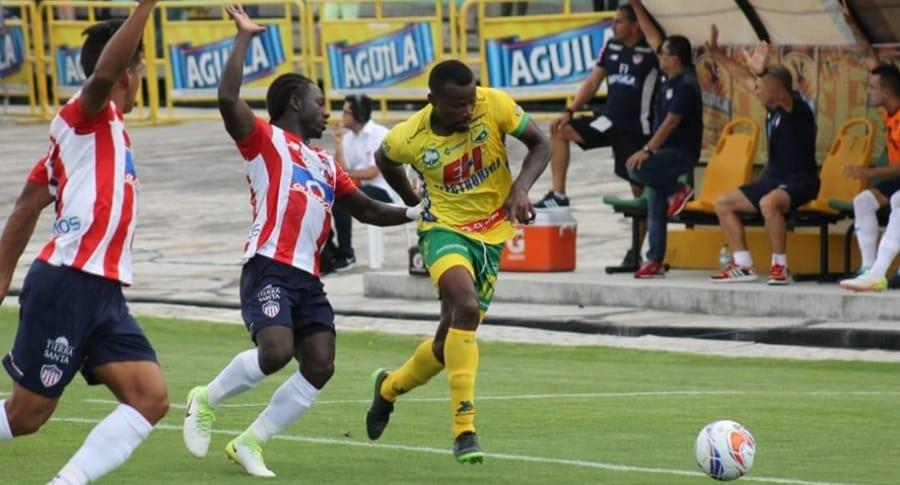 Atlético Huila vs. Junior de Barranquilla