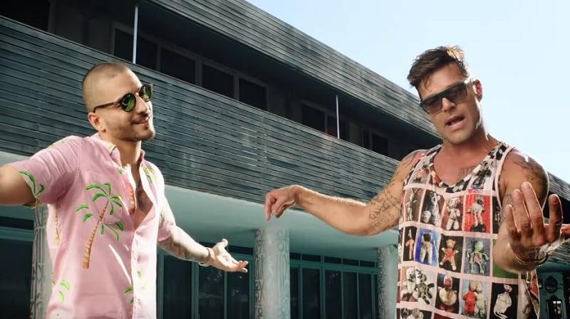 Ricky Martin y Maluma no cantaron 'Vente pa aca' en Costa Rica