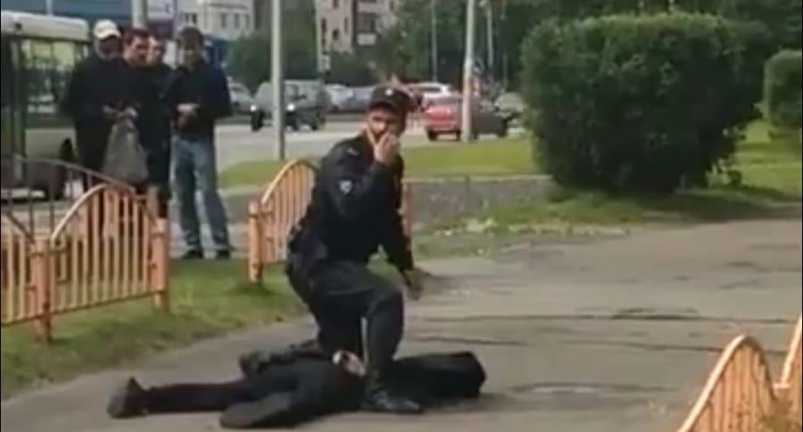 El atacante de Surgut fue abatido