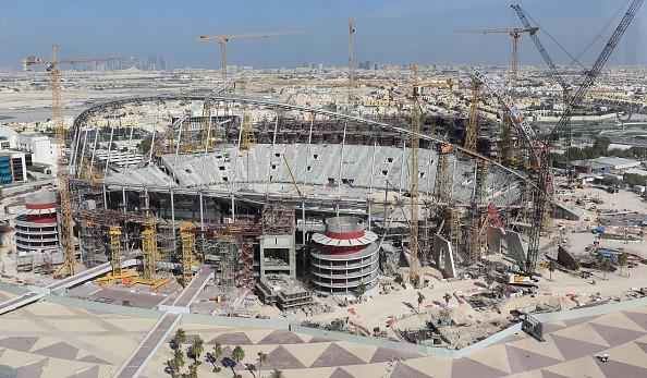 Khalifa International Stadium, Doha, Qatar