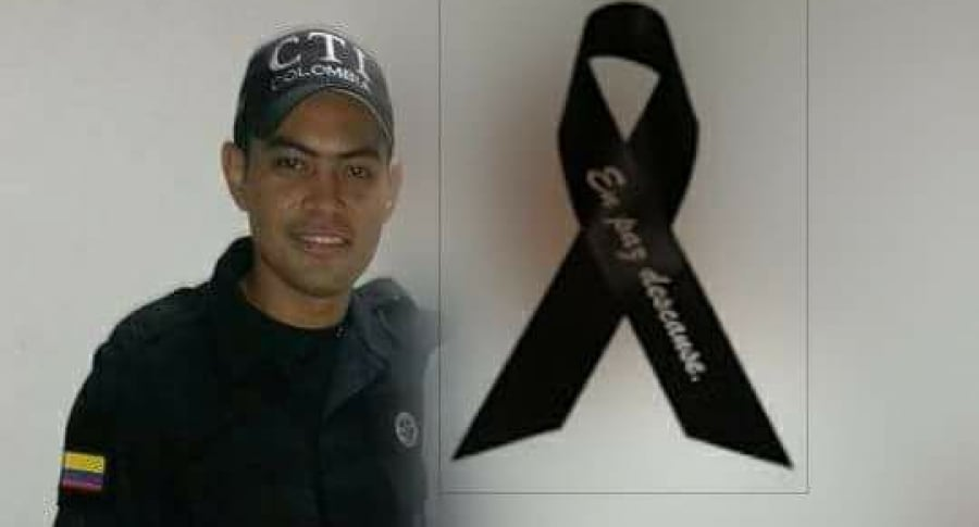 Sergio Antonio Medina Vergara, investigador asesinado1