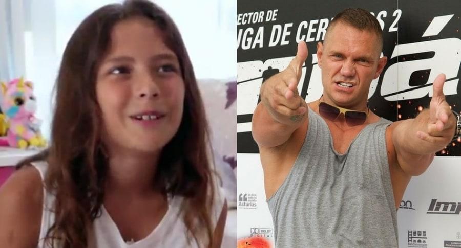 Violeta y Nacho Vidal
