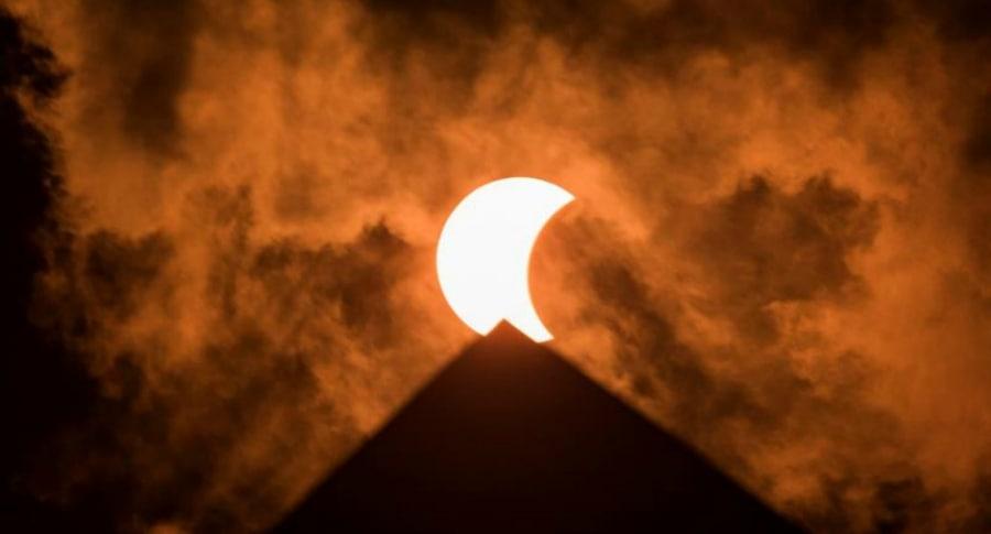 Eclipse solar.