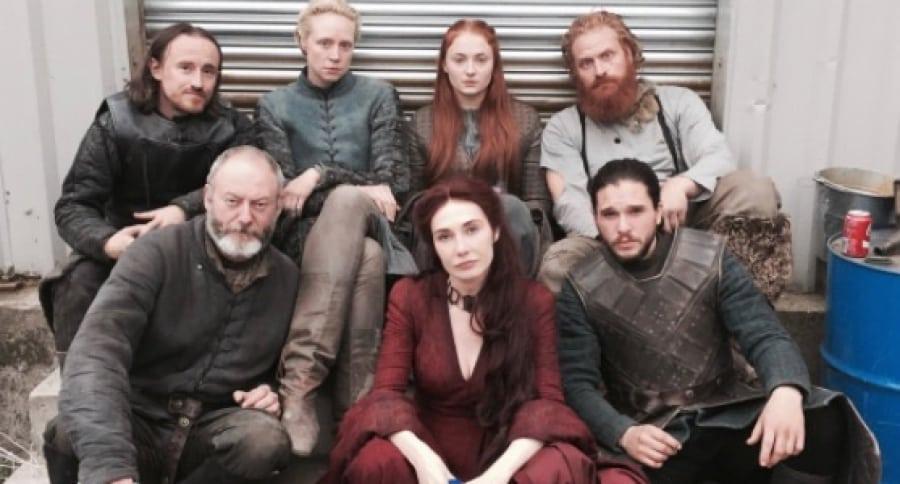 Foto de actores de 'Game of Thrones'. Pulzo.