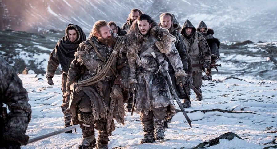 Personajes de 'Game of Thrones' más allá del Muro. Pulzo.