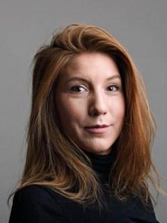 La periodista Kim Wall