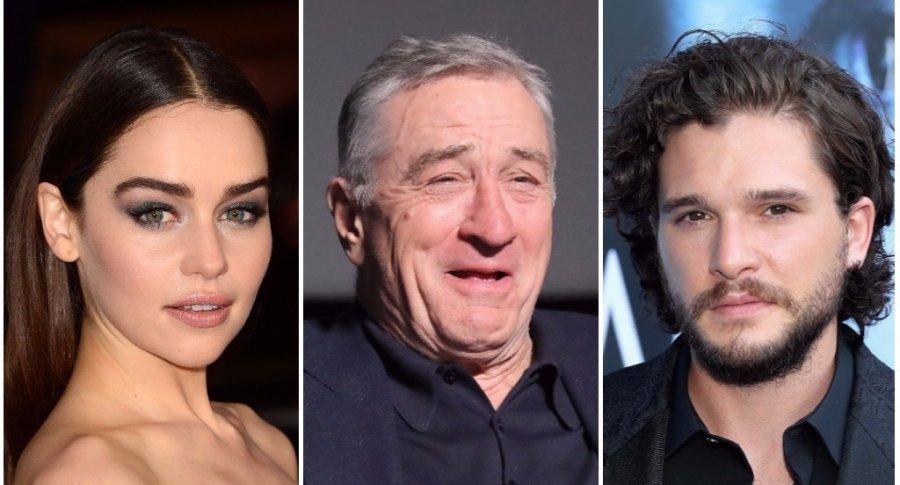 Emilia Clarke / Robert De Niro / Kit Harington