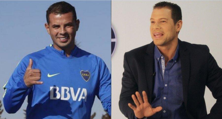 Edwin Cardona y Óscar Córdoba